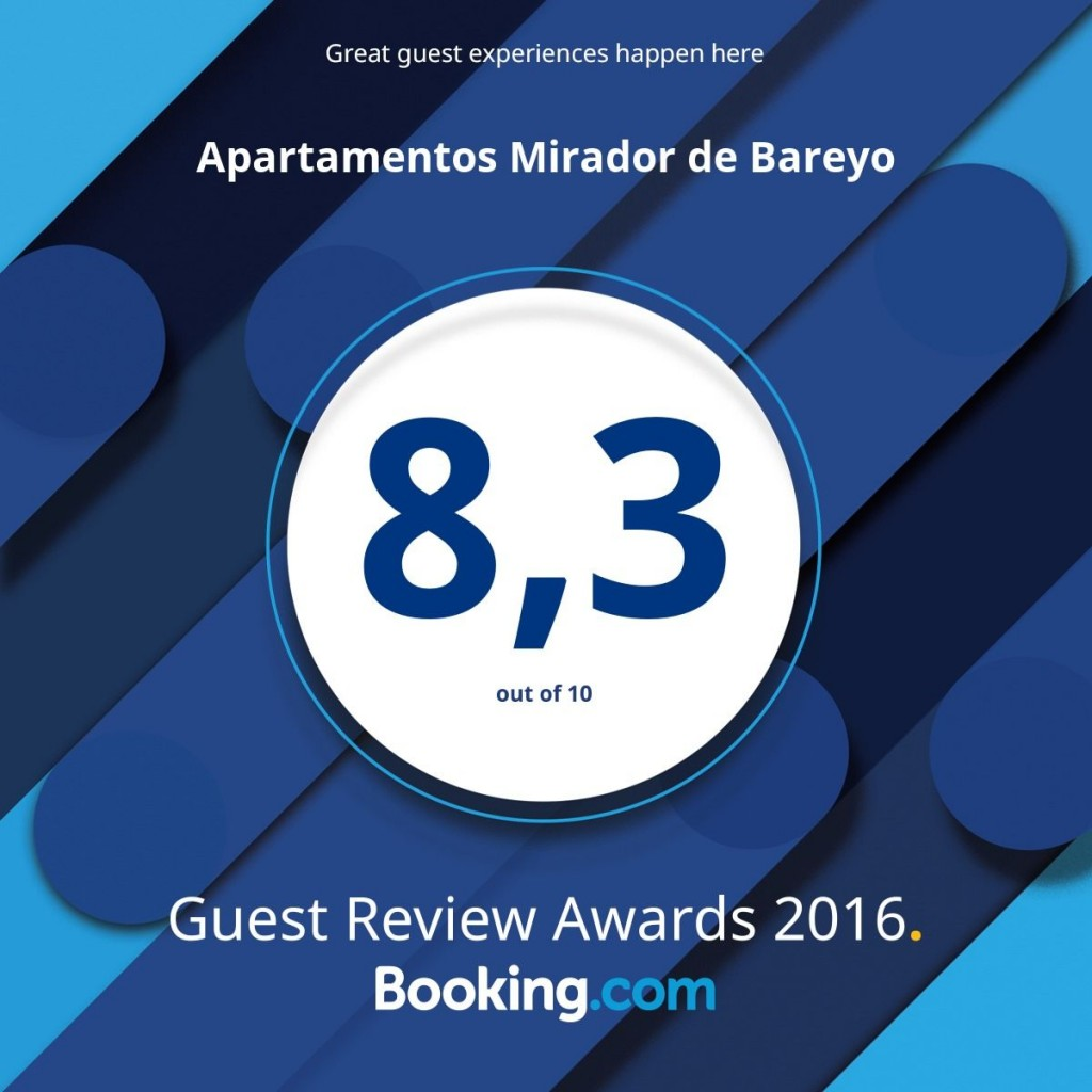 PREMIO REVIEW 2017 BOOKING.COM